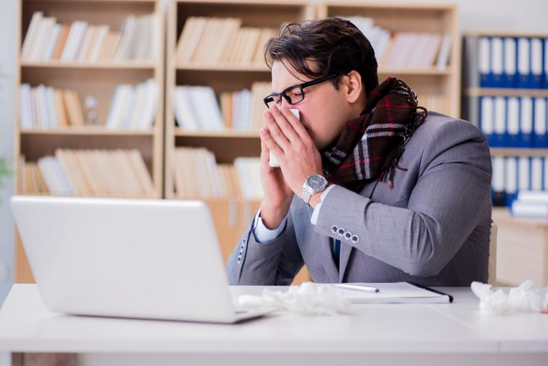 Avoiding the Office Cold