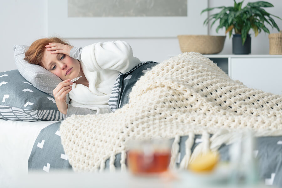 Flu Season is Here. Tips to Stay Healthy.