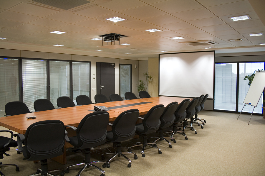 The Ultimate Collaboration Space: Meeting Areas and Conference Rooms