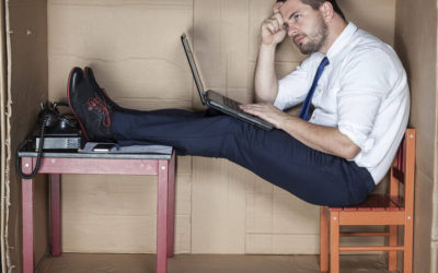 Get Out of Your Box With a Better Desk