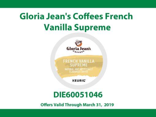 Gloria Jean's Coffees French Vanilla Supreme