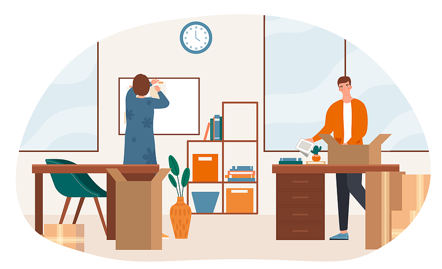 Mergers & Acquisitions: Changes in the Office