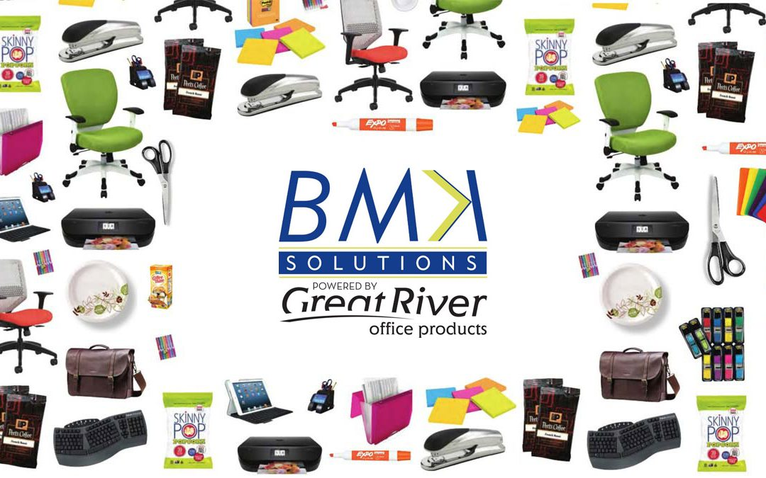 Great River Office Products and BMK Solutions Announce Merger