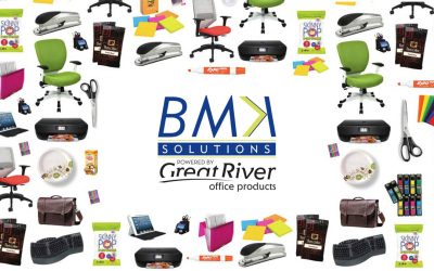 Great River Office Products and BMK Solutions Announce Merger to Create Twin Cities Largest Locally Woman Owned, Independent Office Products Business