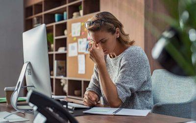 Ergonomics and Preventing Eye Strain